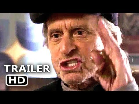 THE KOMINSKY METHOD    2 NEW 2018 Michael Douglas Netflix Series HD