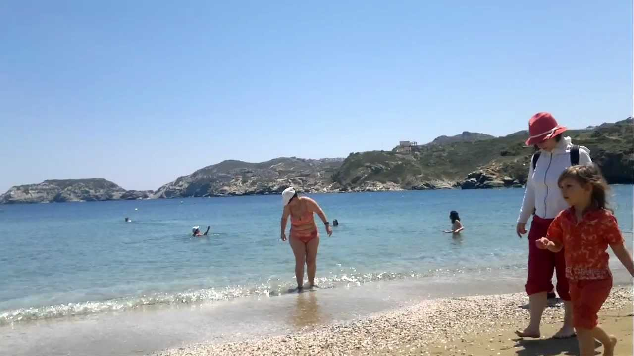 Температура воды в греции в мае