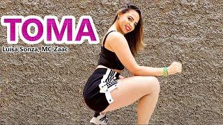 Baixar TOMA - Luísa Sonza, MC Zaac - Rafaela Mendes (Coreografia)