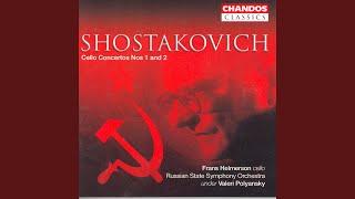 Cello Concerto No. 1 in E-Flat Major, Op. 107: IV. Finale: Allegro con moto