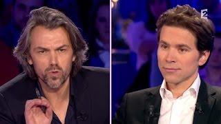 Vif échange entre Aymeric Caron et Geoffroy Didier sur l