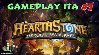 Hearthstone: Heroes of Warcraft - Gameplay e Tutorial ITA