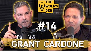 Grant Cardone vs Jordan Belfort | Sales Training Heavyweight Match - The Wolf's Den #14