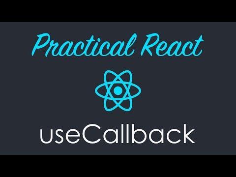 React Hooks UseCallback Tutorial