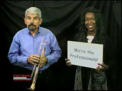 Why rent an instrument from Portman's Music