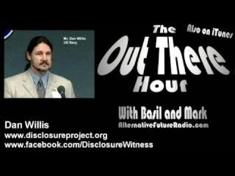 Alien Disclosure and Media Manipulation with Dan Willis