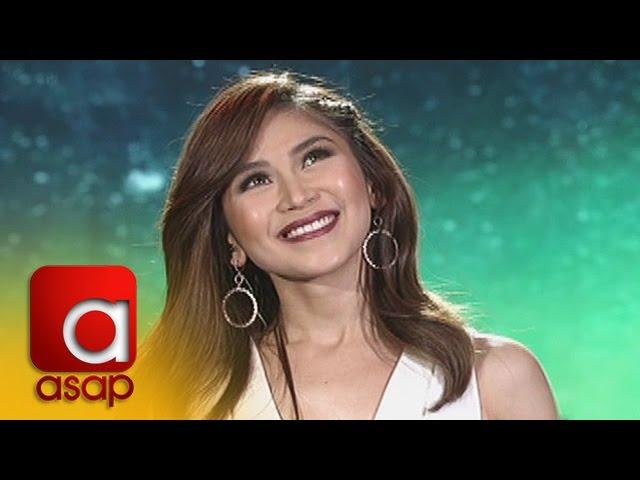 ASAP: Sarah Geronimo sings 'Tala'