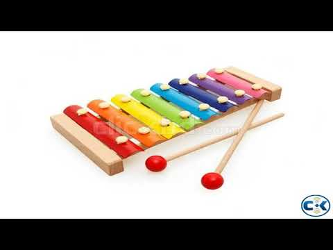 Making a toy wood xylophone