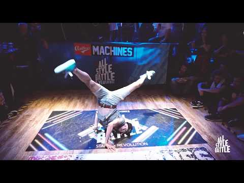 JAVIER MADRID (USA) JUDGE SOLO ALL STYLE BATTLE MAY 2018