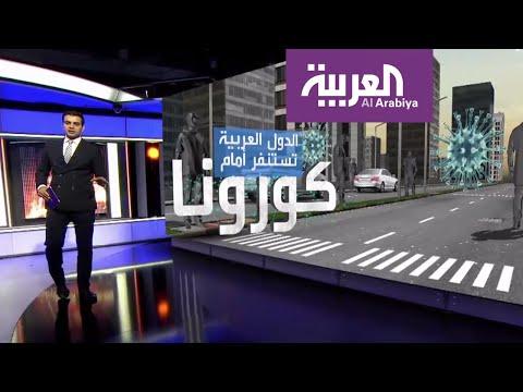 الدول العربية تستنفر أمام كورونا  - نشر قبل 10 ساعة