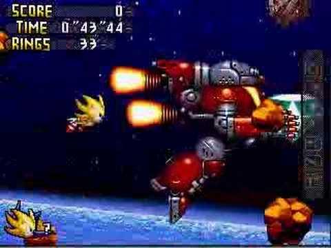 DoomsDay (Sonic XG)