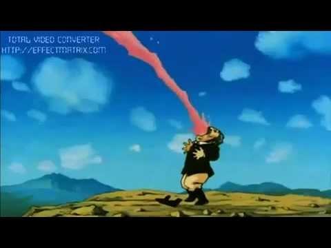 DBZ - Super Buu mata a un hombre!