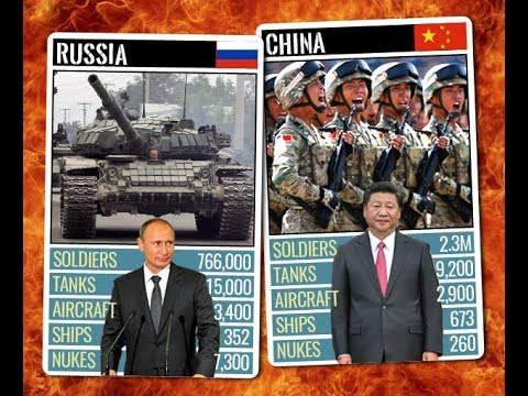 BREAKING WW3 NEWS: USA GOT BIG THREATS FROM CHINA AND RUSSIA WITH NUCLEAR WORLD WAR OVER NORTH KOREA