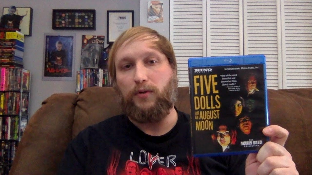 Download Five Dolls For An August Moon (1970) (Movie Review)