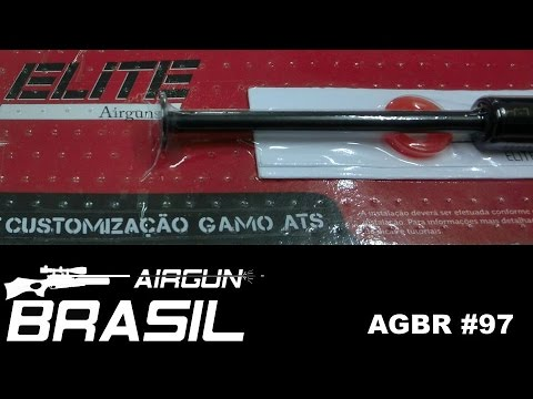 Tutorial Elite Airguns Gas-Ram - Gamo ATS - CFX - AGBR #97