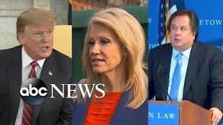 Feud deepens between Trump, top adviser's husband thumbnail