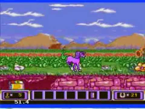 Wolfshirt's Let's Fail Crystal's Pony Tale (for SEGA GENESIS)