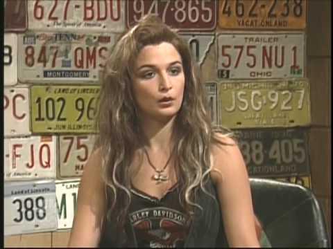 "SNL ""F-Bomb"": Jenny Slate Swears"