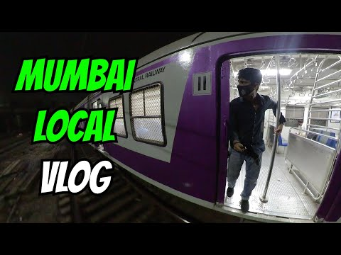 Travelling In Mumbai Local With My New Cinematographer