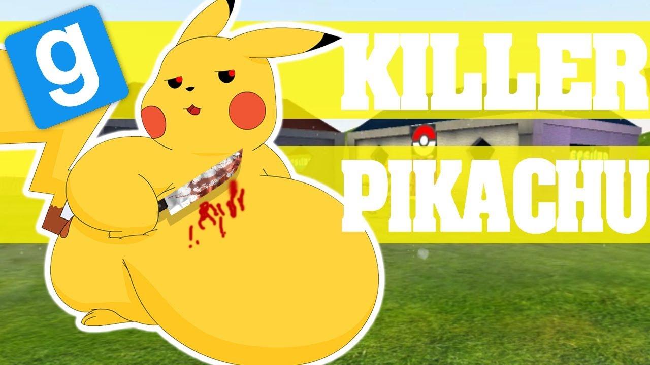 Download Fat Pikachu Murders Me - Gmod: pokemon