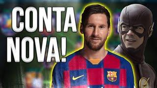 CONTA NOVA! UPANDO CONTA NOVA! - FIFA MOBILE 2020