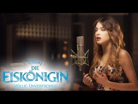 Martina Stoessel - Violetta - Song: Libre Soy - FROZEN - DIE EISKÖNIGIN | Disney Channel Songs