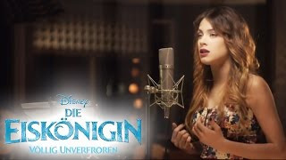 Martina Stoessel - Violetta - Song: Libre Soy - FROZEN - DIE EISKÖNIGIN | Disney Channel Songs
