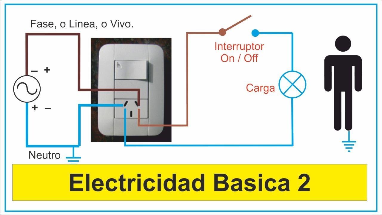 Circuito Significado : Corriente continua y alterna electricidad basica 2 youtube