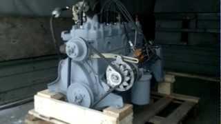 Двигатель ГАЗ 52 в сборе
