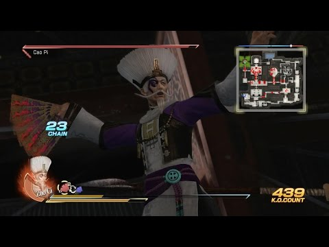 Dynasty Warriors 8: XL CE - Others Story Mode 7 - Phantoms of Xuchang (Ultimate)