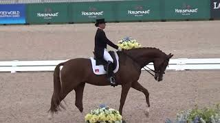 Isabell Werth & Bella Rose_WEG Tryon Grand Prix Special 2018