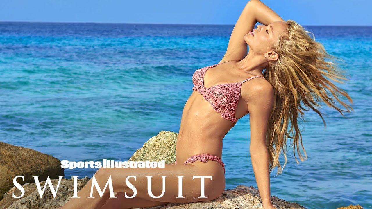 Sailor Brinkley Cook auf Aruba für Sports Illustrated Swimsuit