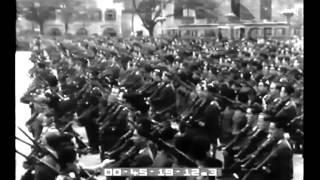 II concorso ginnico-militare degli avanguardisti Moschettieri