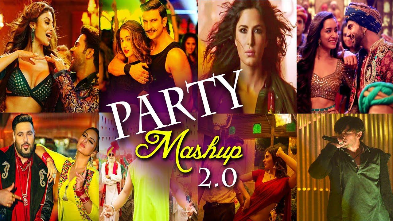 Party Mashup 2.0 | Dj Mons | Bollywood Party Songs 2020 | Sajjad Khan Visuals
