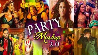 Party Mashup 2.0   Dj Mons   Bollywood Party Songs 2020   Sajjad Khan Visuals