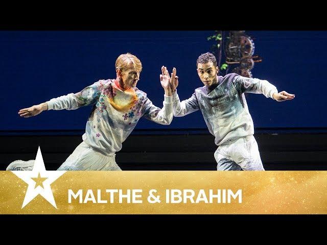 Malthe & Ibrahim | Danmark har talent 2019 | Finalen