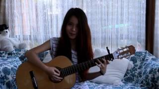 Con Yeu Me (Bao Thy) - Guitar Cover by lucyzakuro