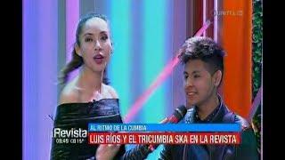 VIDEO: MEDLEY LUIS MIGUEL (ElTri Cumbia-Ska en Unitel) - EL TRIBUTO EN VIVO