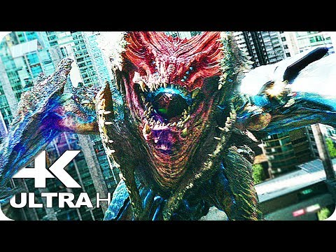 Pacific Rim 2: Uprising New Clips & Trailer (2018) streaming vf