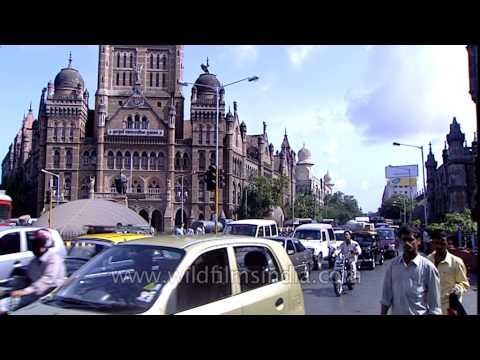 Dadabhai Naoroji Road- Mumbai