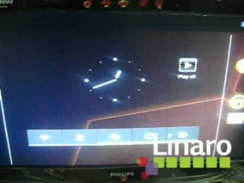 Android 4 0 1 (ICS) with the Linaro Kernel