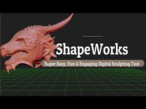 ShapeWorks : By Ankush Rai