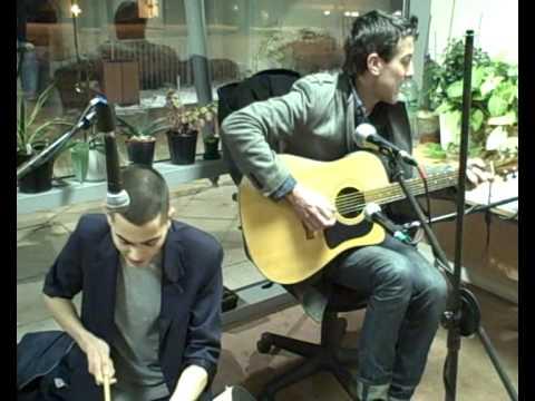 Esser   Satisfied live at Phoenix FM 03 02 2009