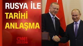 İşte Türkiye ve Rusya arasındaki 10 maddelik anlaşma