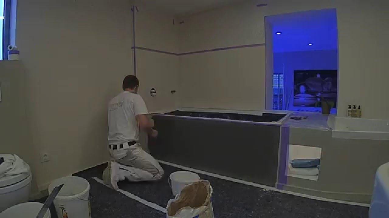fugenlose wand youtube. Black Bedroom Furniture Sets. Home Design Ideas