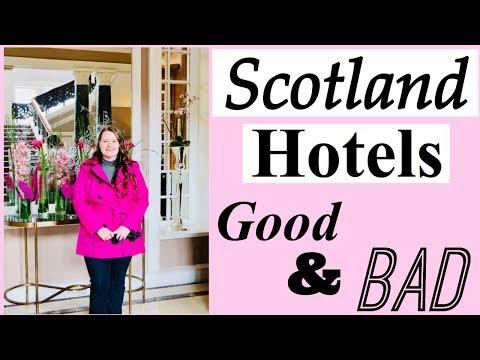 Waldorf Astoria Edinburgh And Doubletree Suites Glasgow | The Good & The BAD