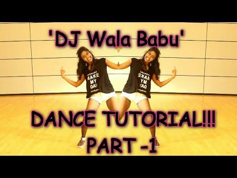 DJ Wale Babu | Learn Dance Steps | Tutorial - Part 1 | Badshah