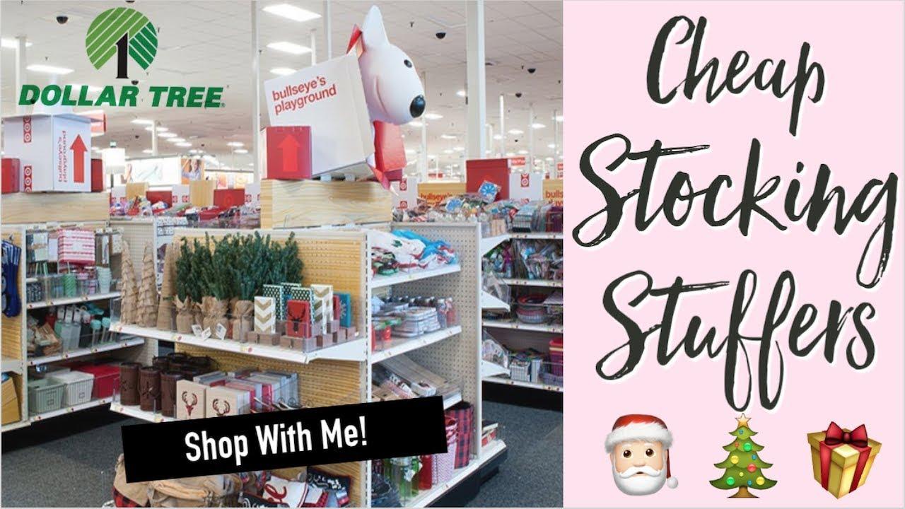 2018 christmas gifts cheap stocking stuffers target dollar tree ...