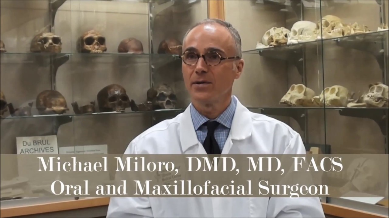 Department of Oral & Maxillofacial Surgery | University of