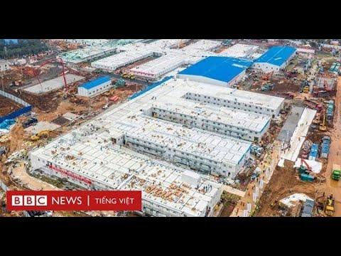 Trung Quốc xây bệnh viện gấp tại Vũ Hán để đối phó virus corona.